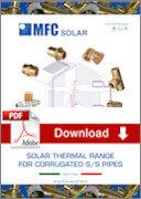 brochure dei prodotti per impianti termici